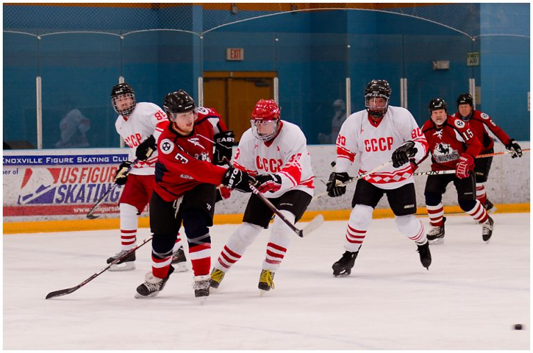 The game we love | Knoxville adult league hockey