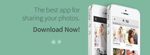 The new PASS photo sharing app