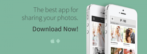 The new PASS photo sharing app
