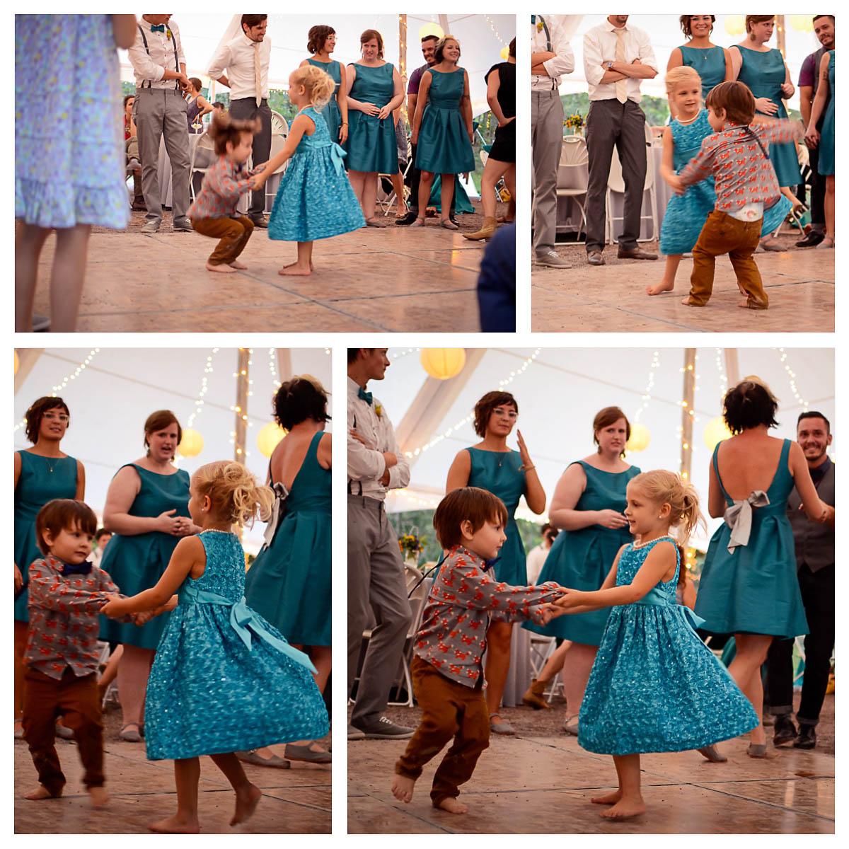 1 kids steal the dance