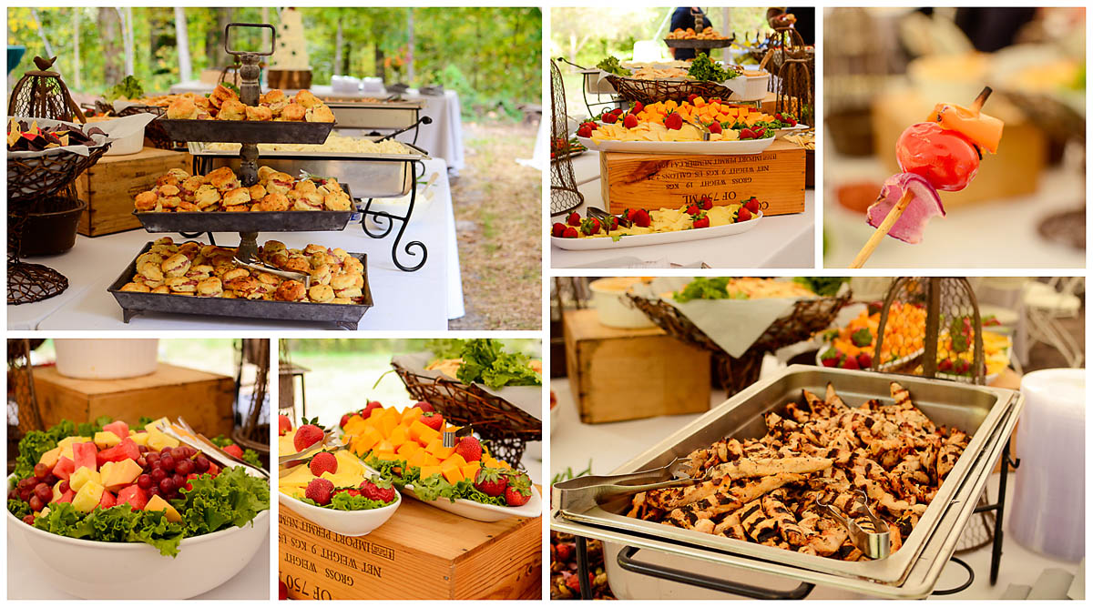 1 lite wedding food copy