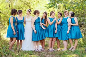 bridesmaids ijams tn