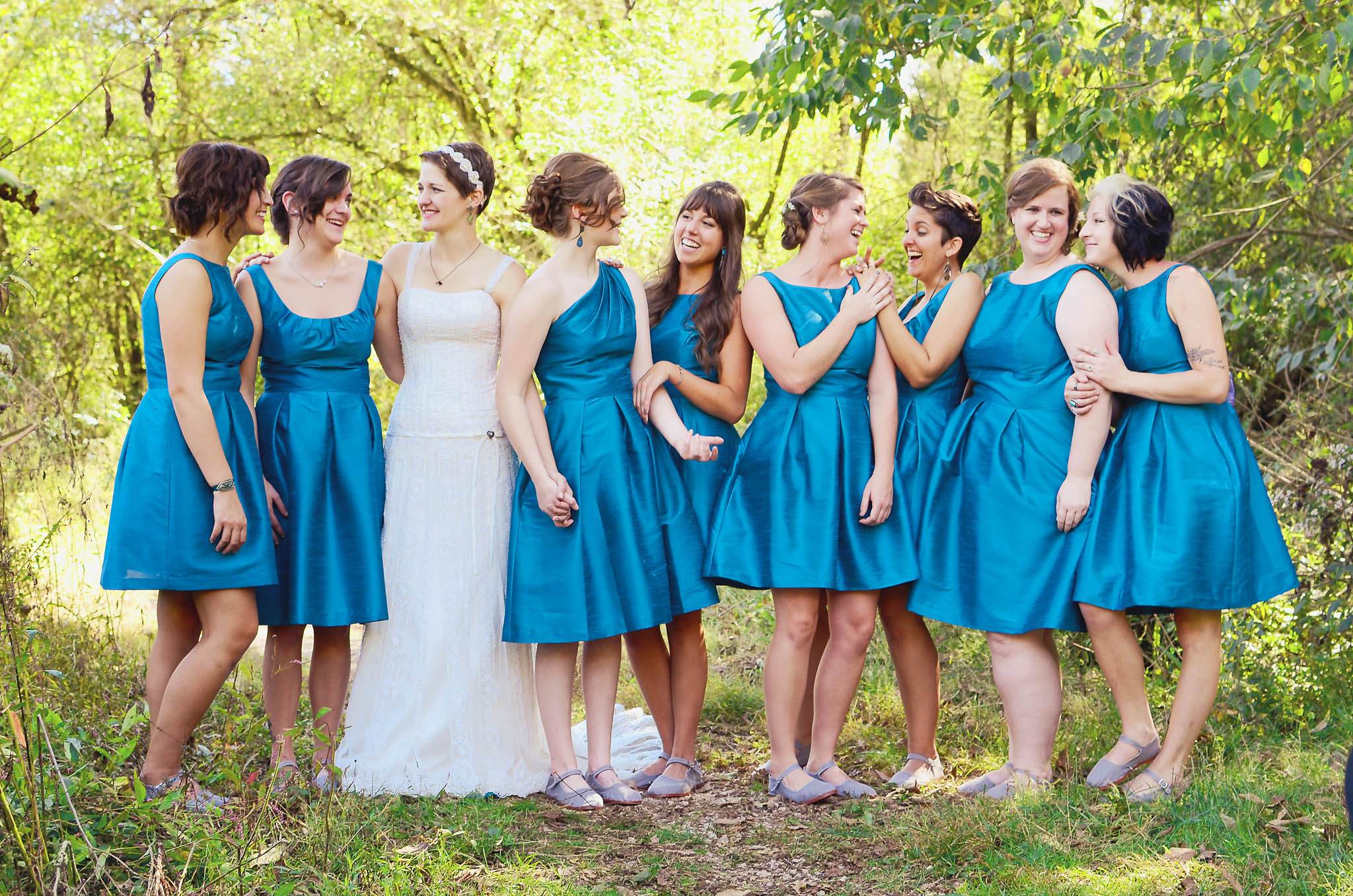 Ijams Nature Center TN Wedding