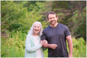Barbara and Rob {Family Session | Oak Ridge, TN}