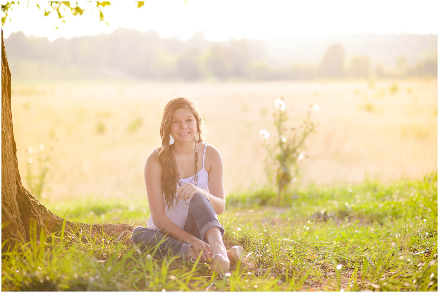 Sabrena | senior photos Madisonville TN