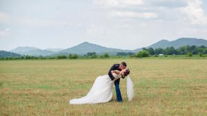 Tellico Plains Community Center Wedding|Linda + Kaleb