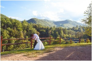 Deanna and Chris | Smoky Mountain wedding