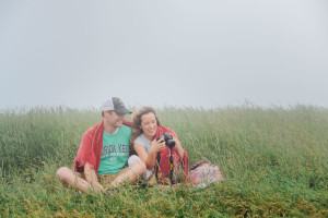 Max Patch Mountain hike|Dana and Park