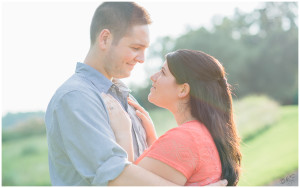 Melton Hill Park Engagement – Megan and Michael