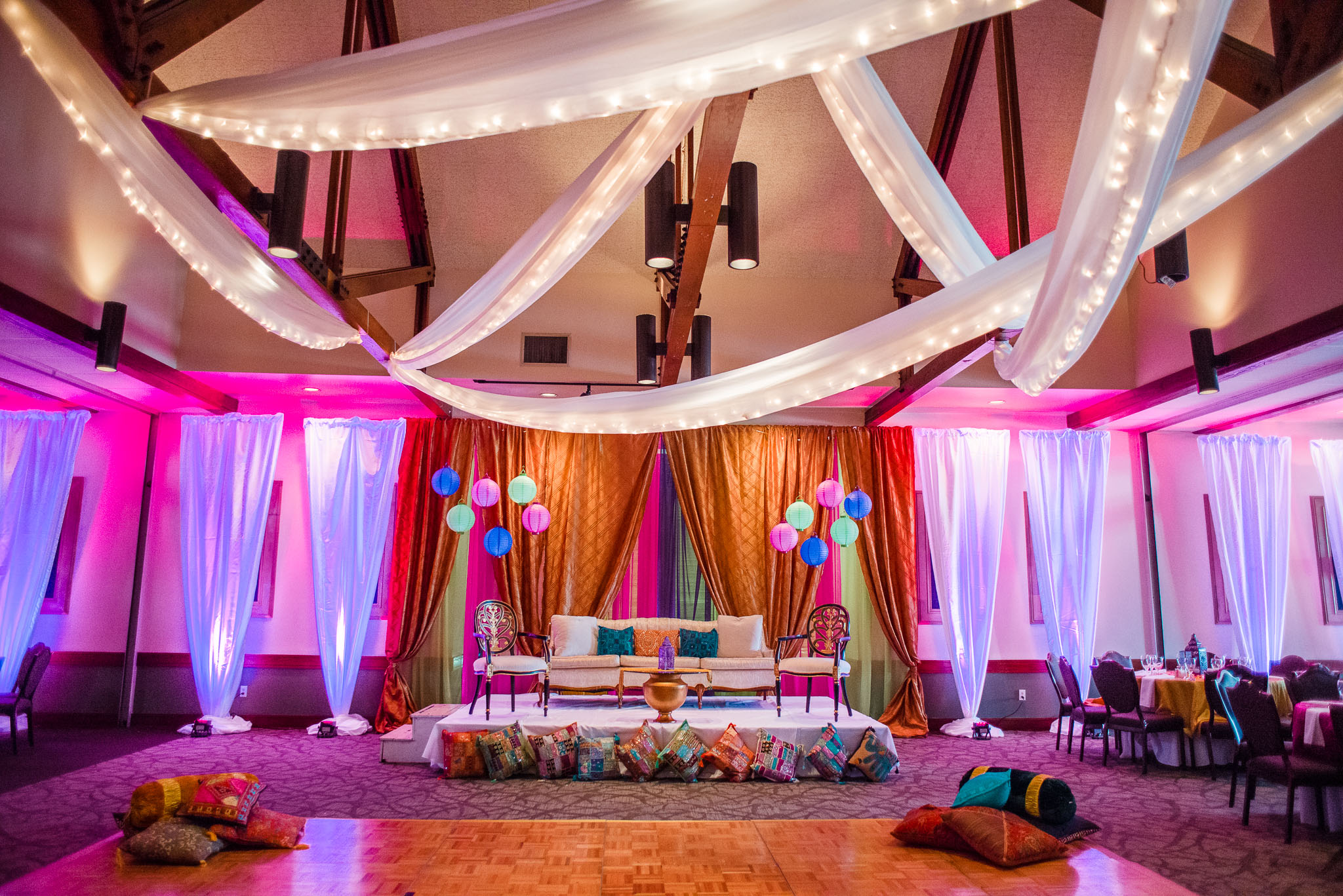 Wildwood country club Mehndi party