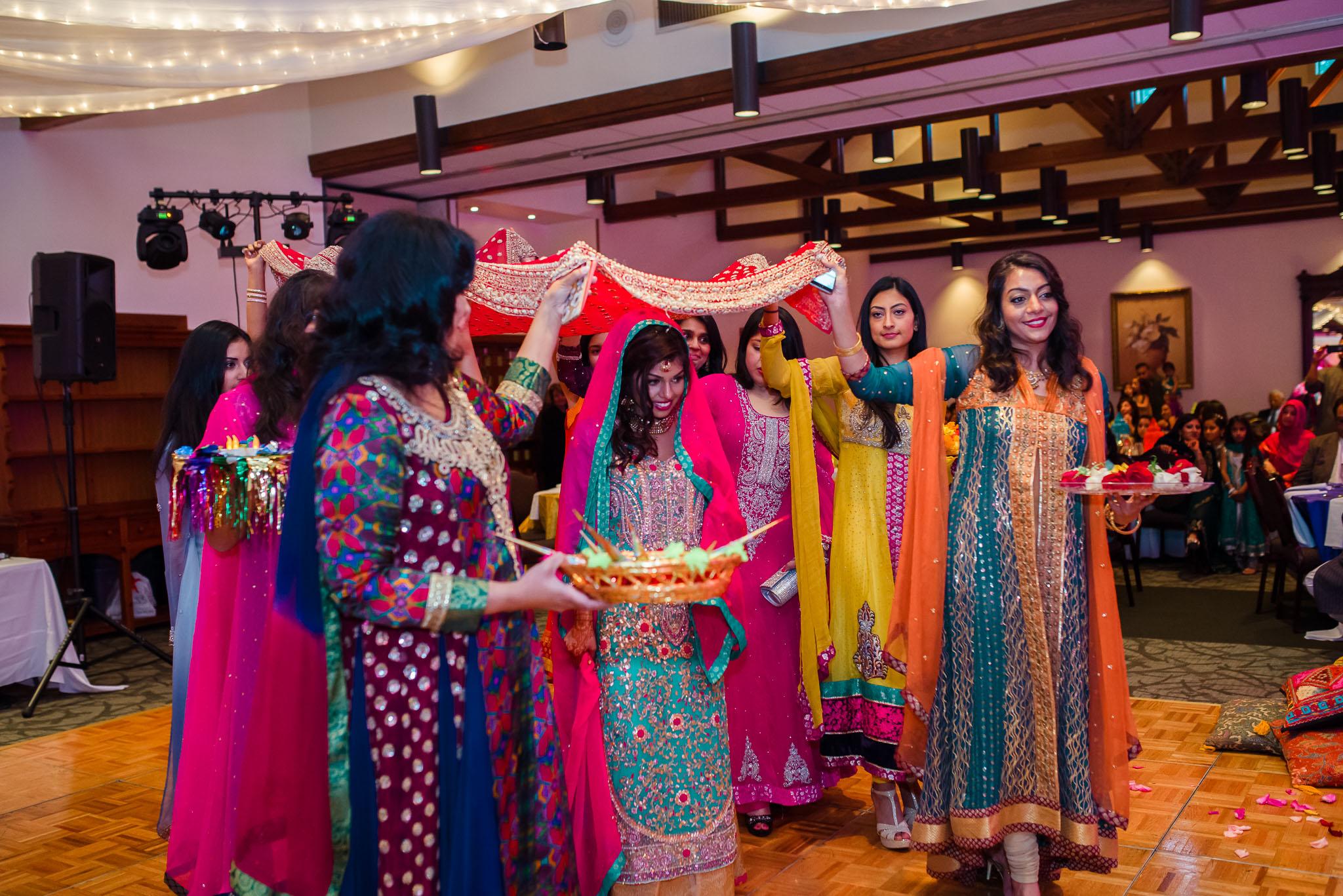 Mehndi party-7737