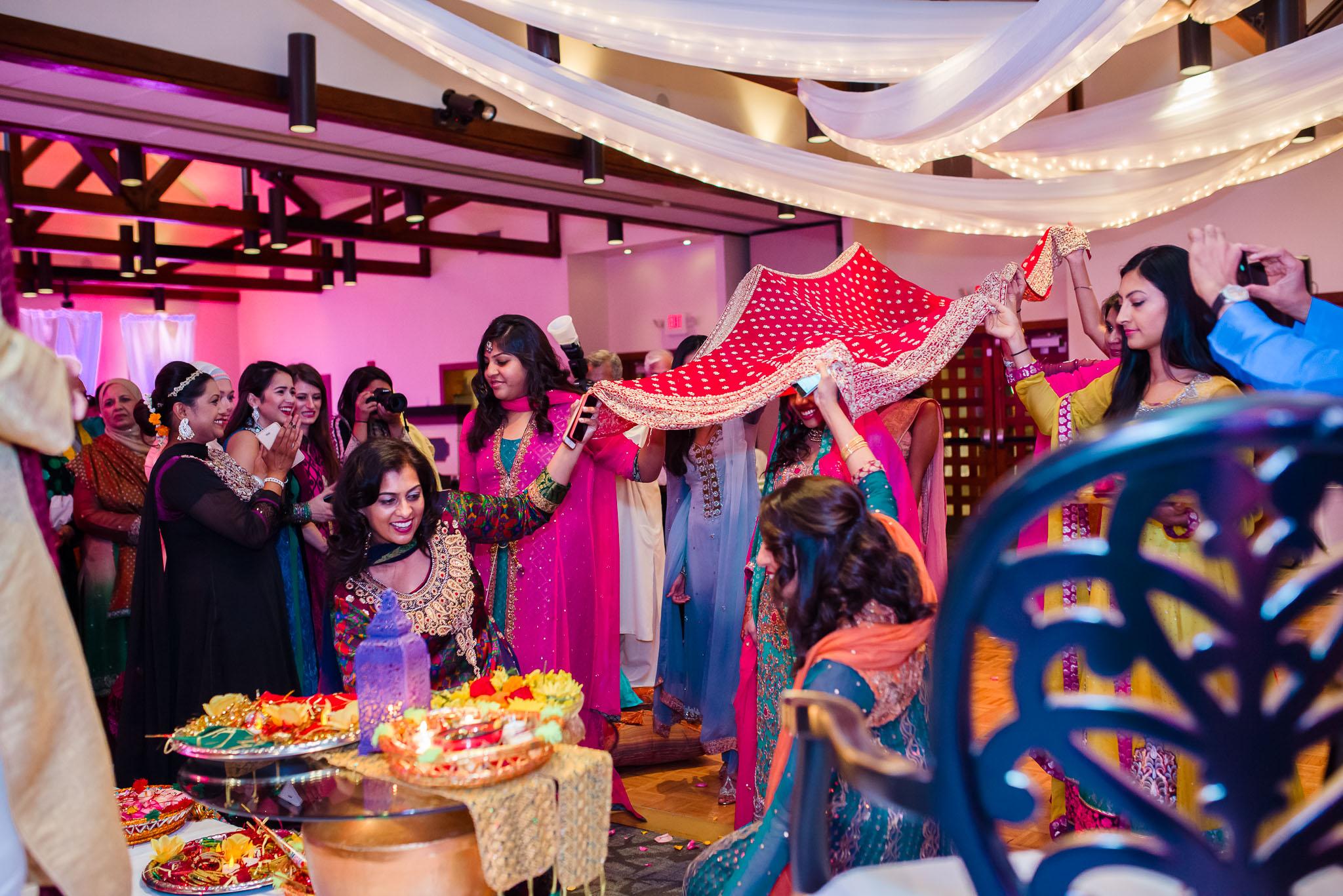 Mehndi party-7738