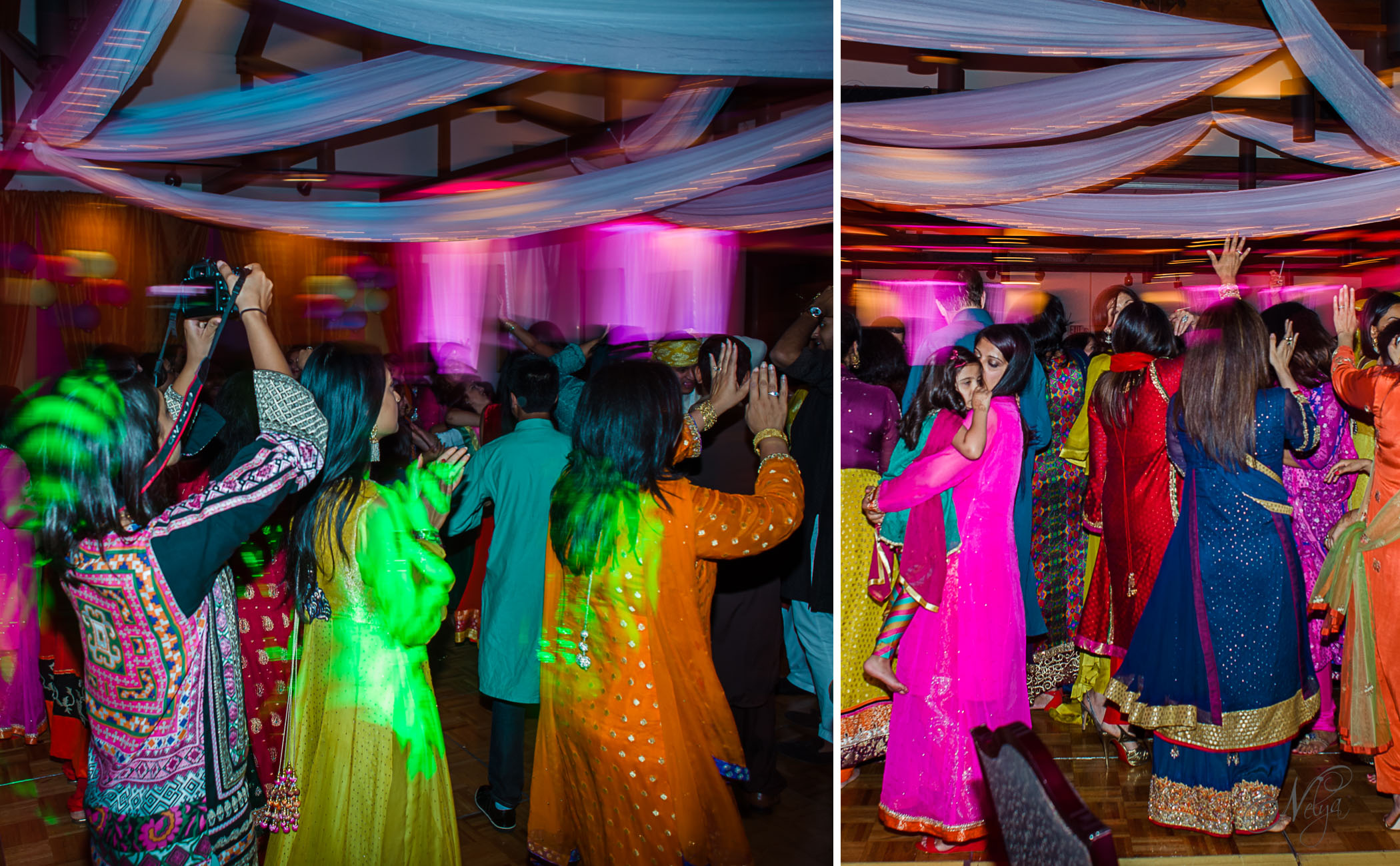 wildwood country club mehndi dancing
