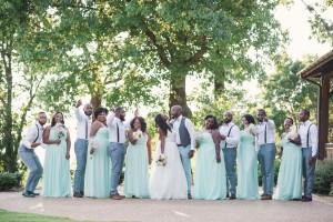 Burritt on the Mountain wedding | Lauren and Brandon