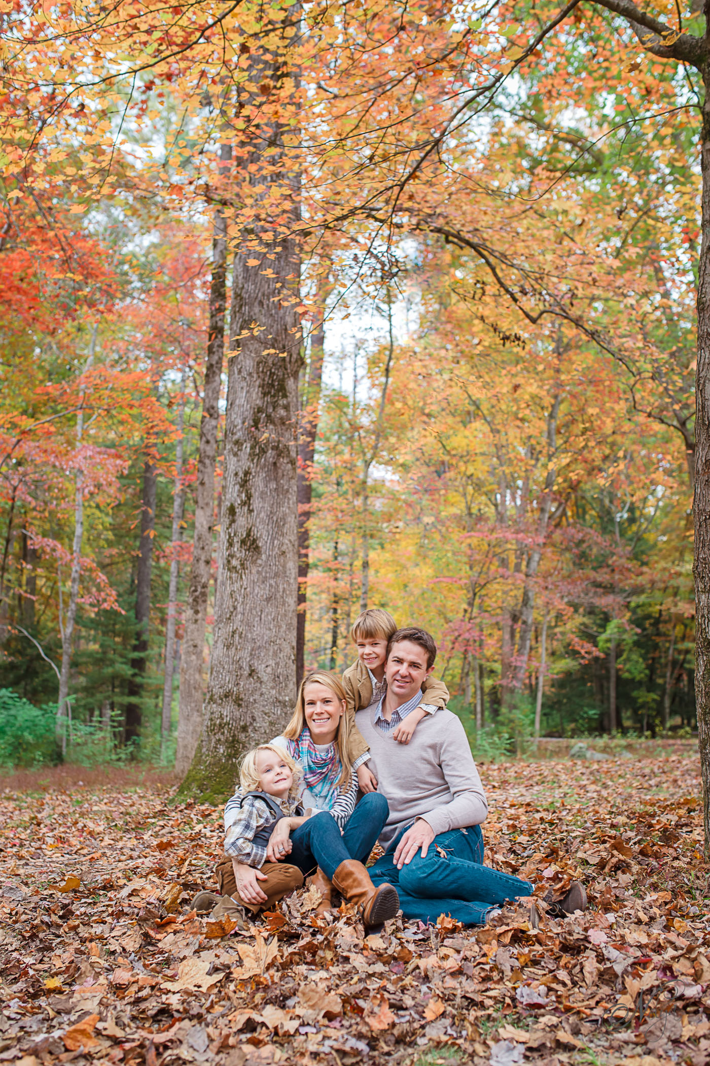 Tennessee fall family photos_3