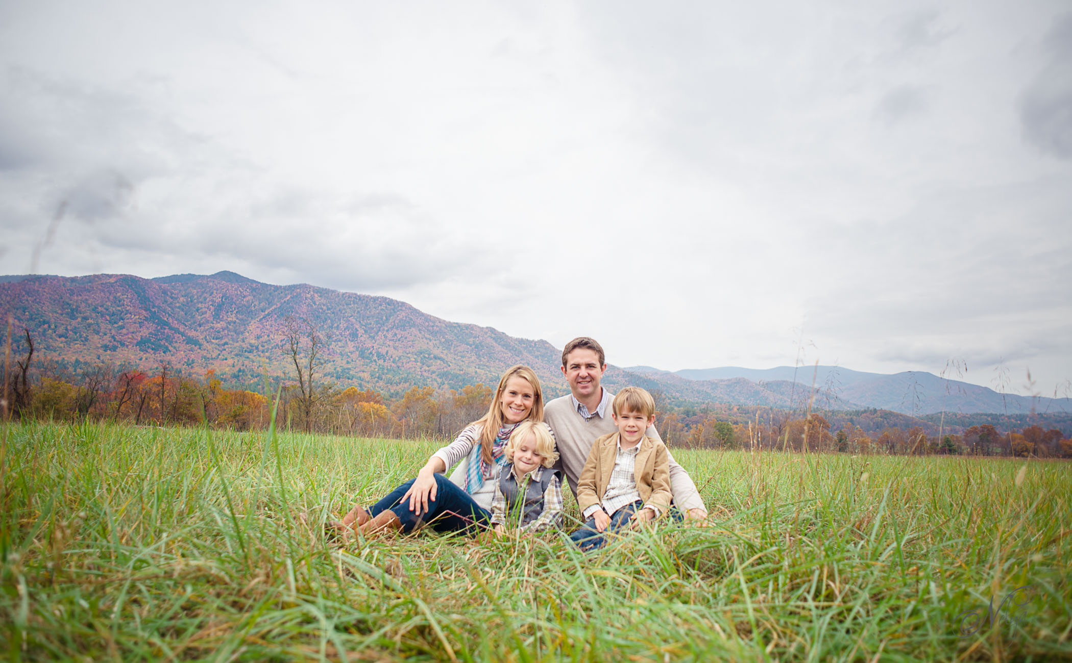 Tennessee fall family photos_5