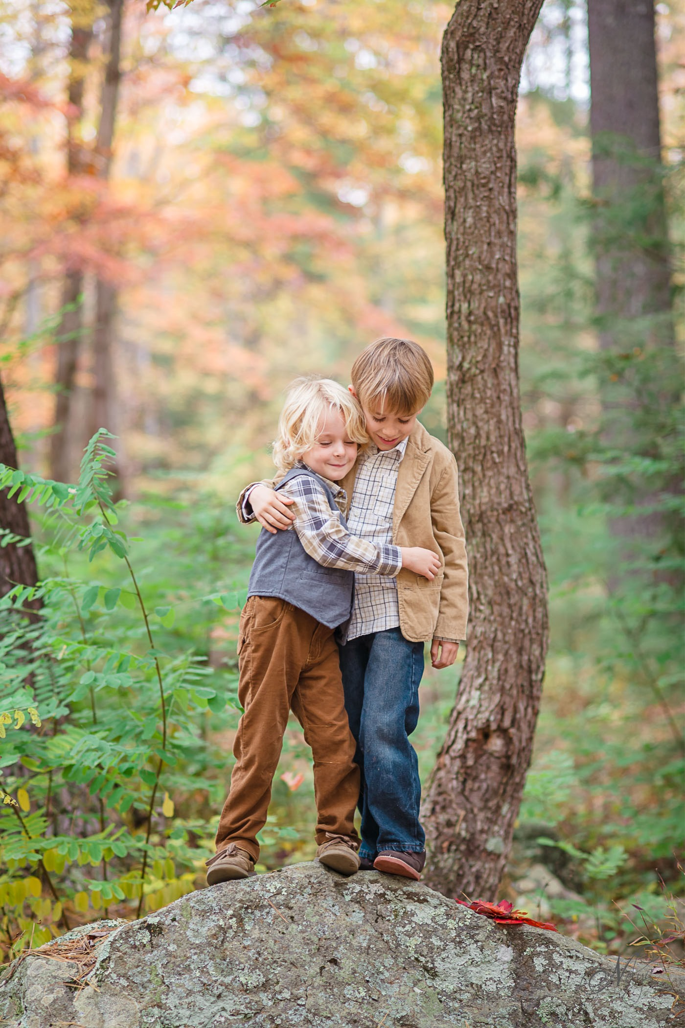 Tennessee fall family photos
