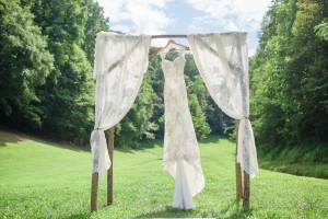 Sevier County TN Barn wedding Angeline + Jeff