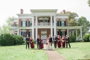 Rockwood Manor Wedding | Alyssa and Nathan