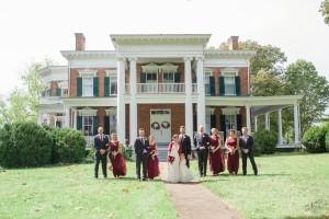 Rockwood Manor Wedding | Alyssa and Nathan