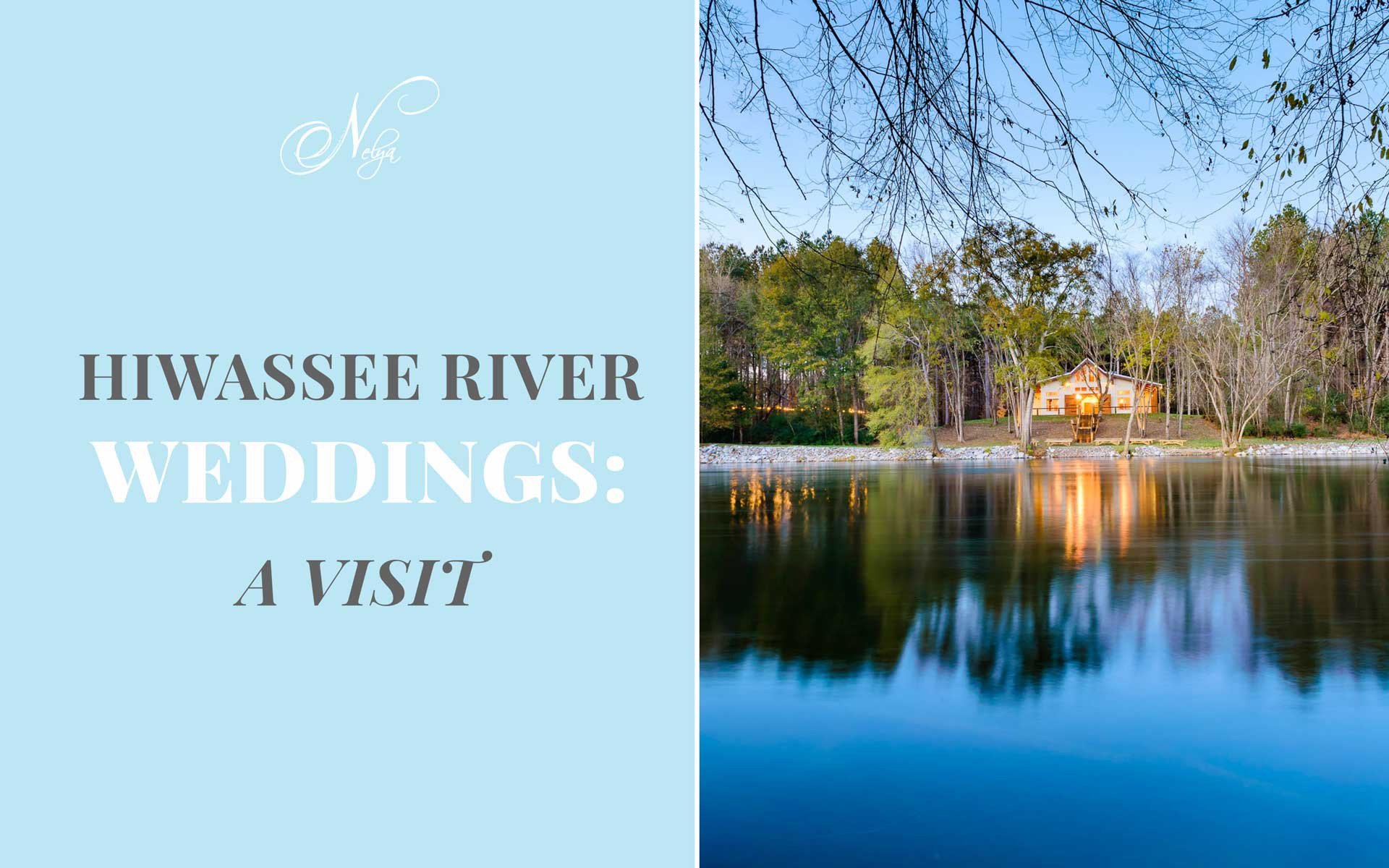 Hiwassee River Weddings and Events Delano TN | A visit