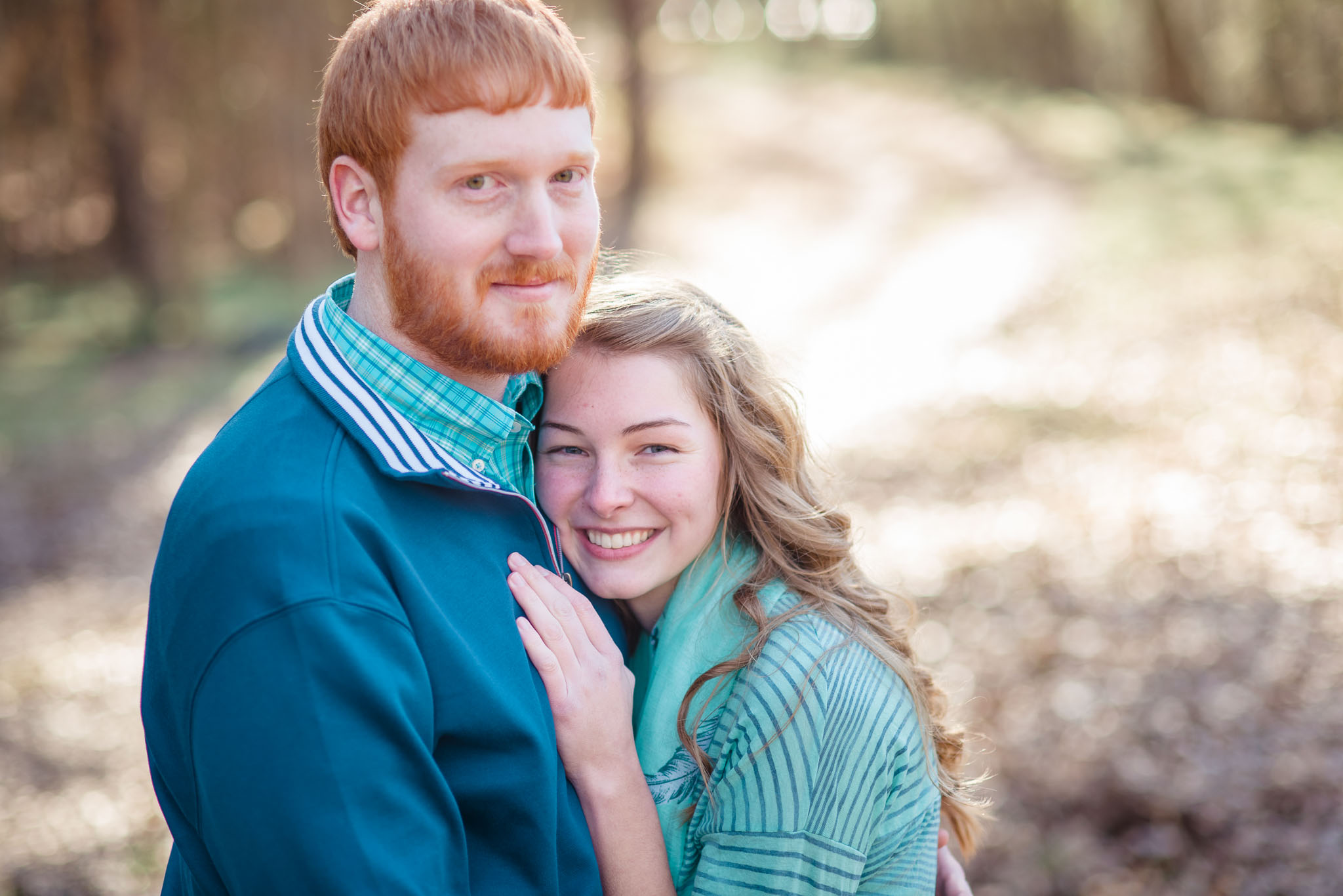 Hiwassee River engagement-1413