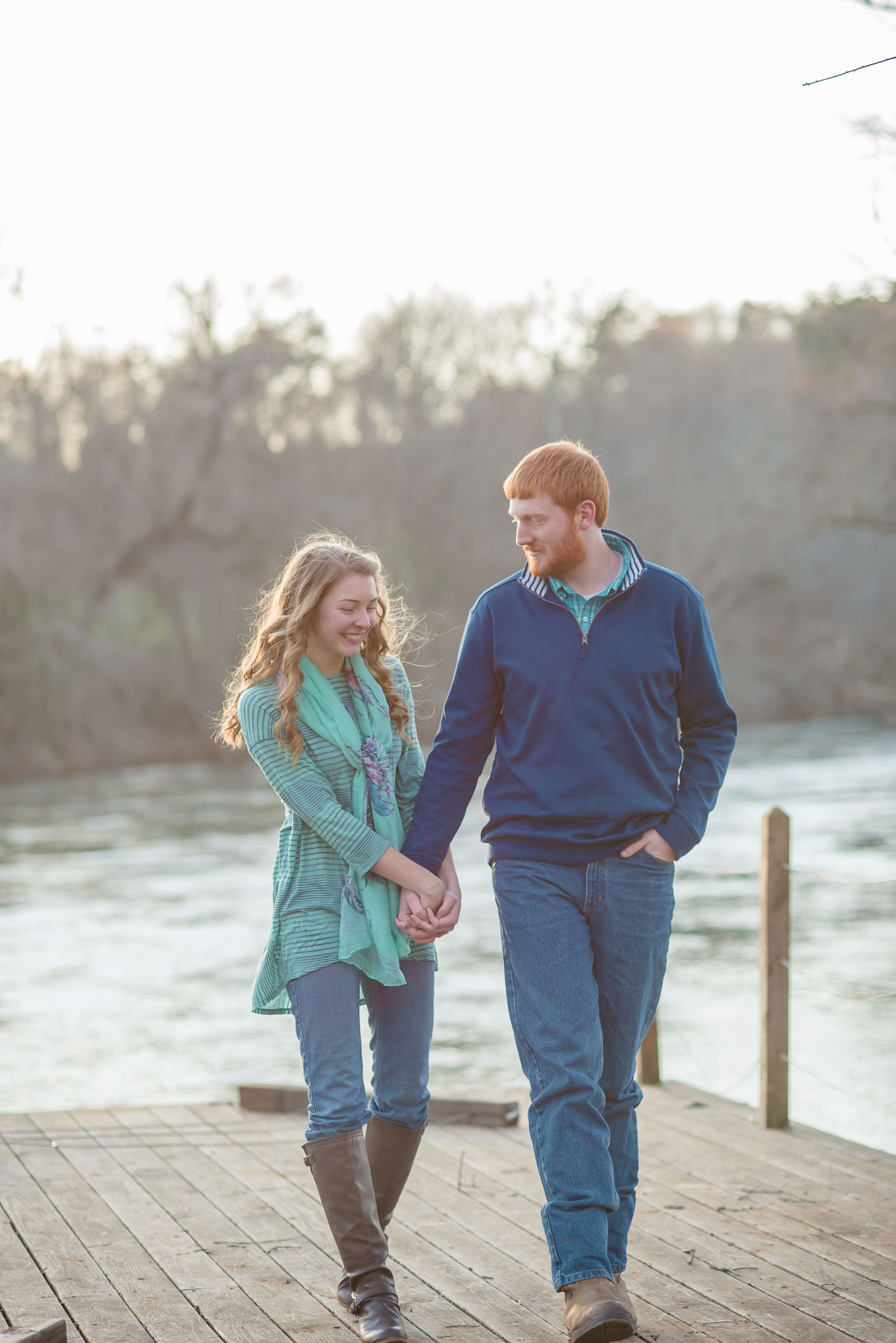 Hiwassee River engagement-1664