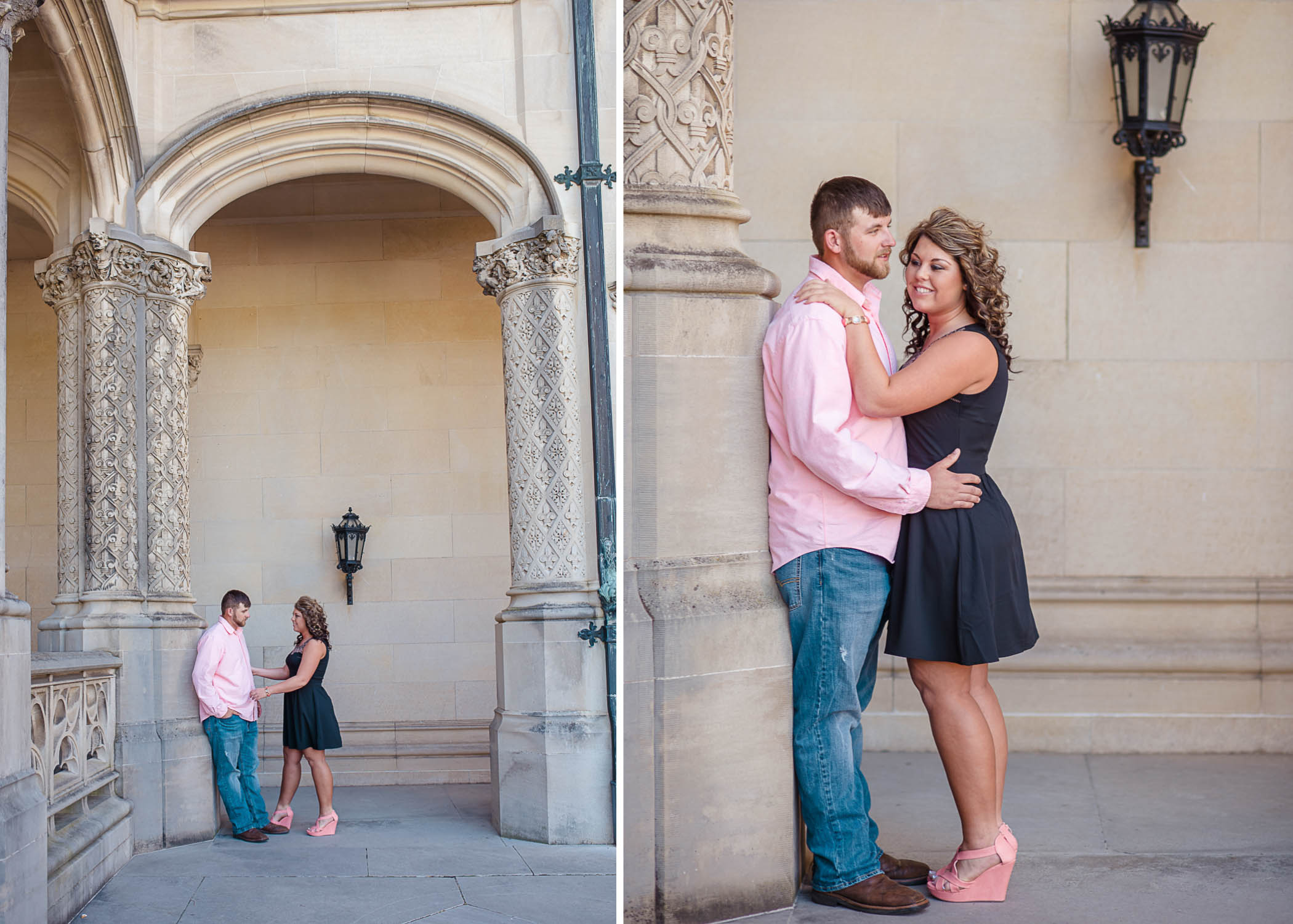 biltmore estates couples photos
