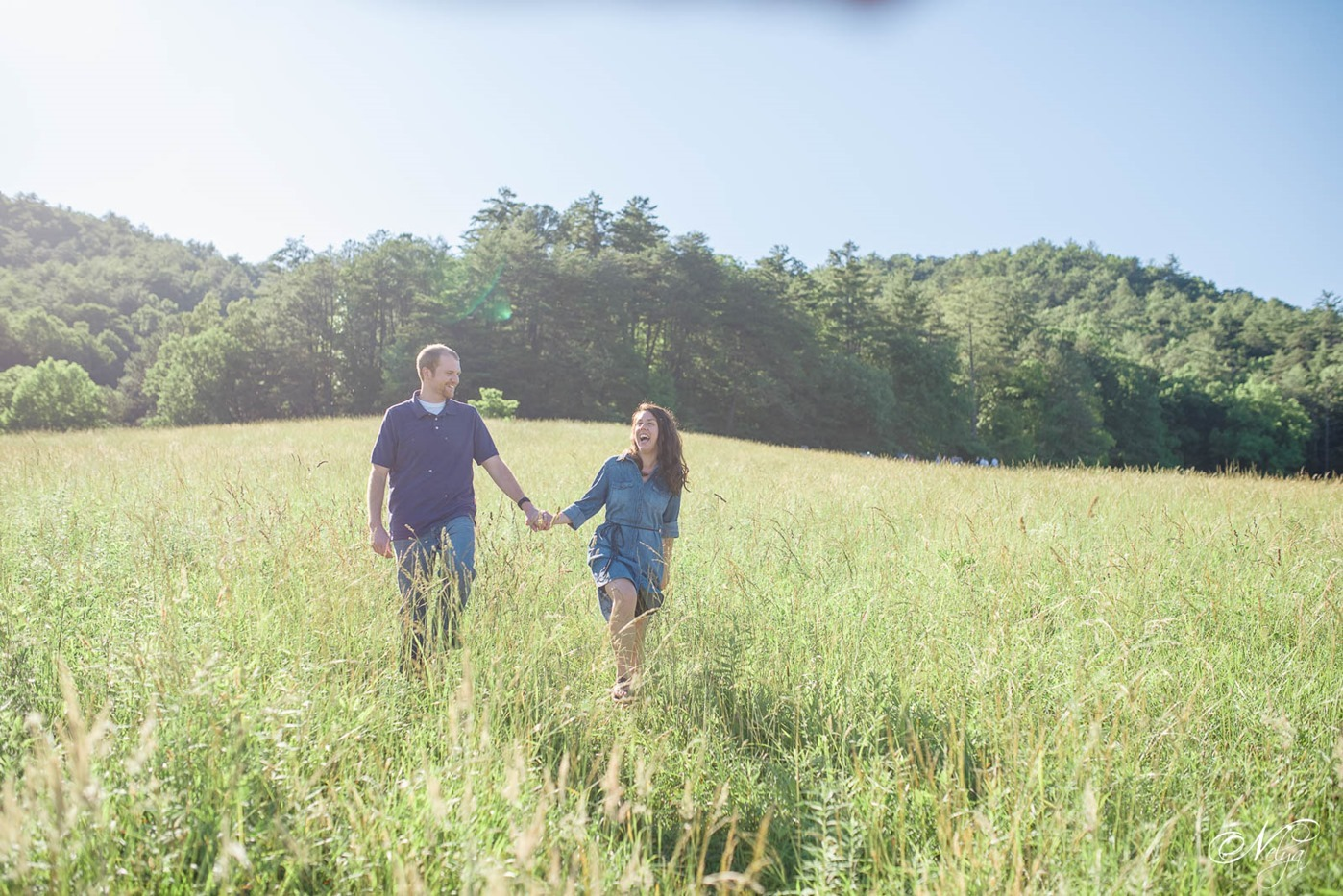 cades cove spring engagement-2403