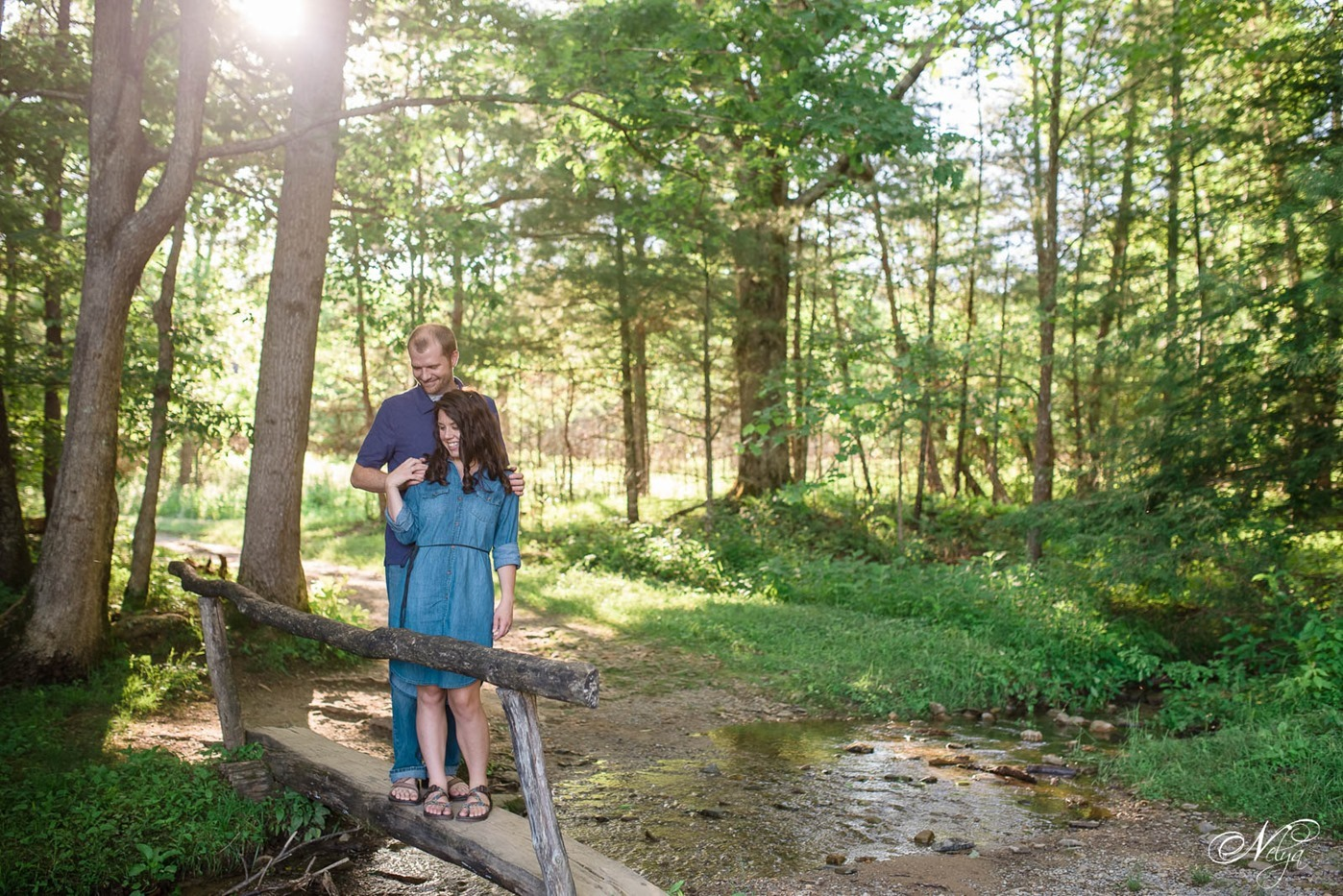 cades cove spring engagement-2497
