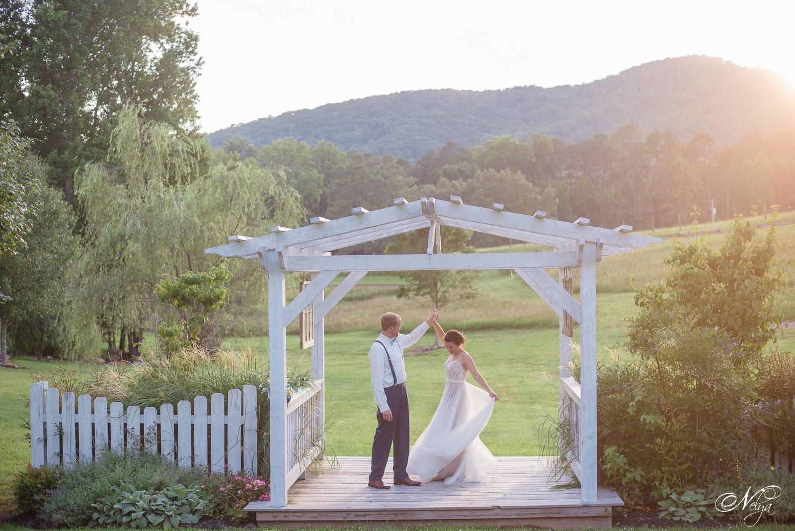 Sampson's Hollow Wallend TN wedding   Kristina +Justin