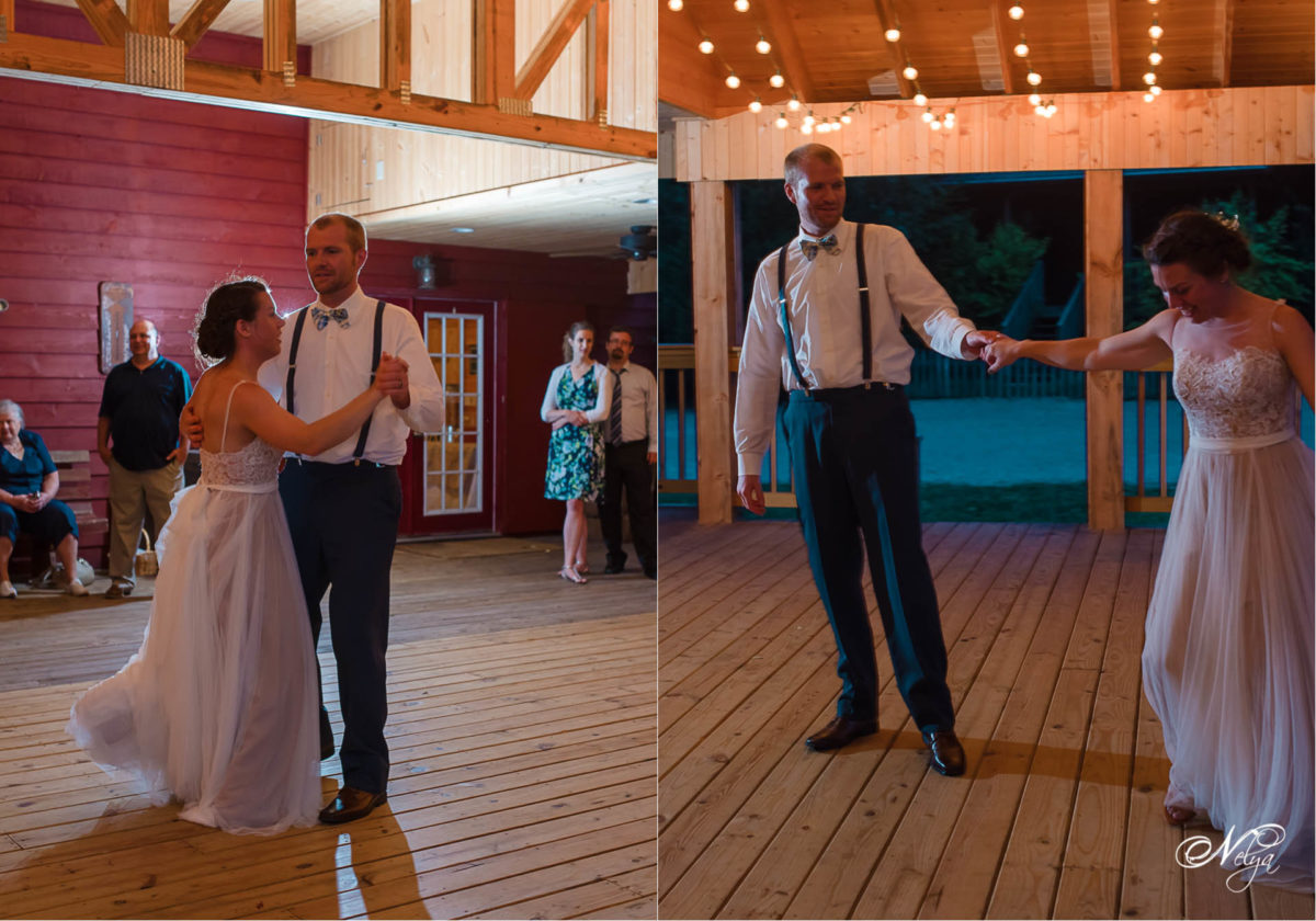 first dance on the porch at Sampsons hollow Wallend TN 2