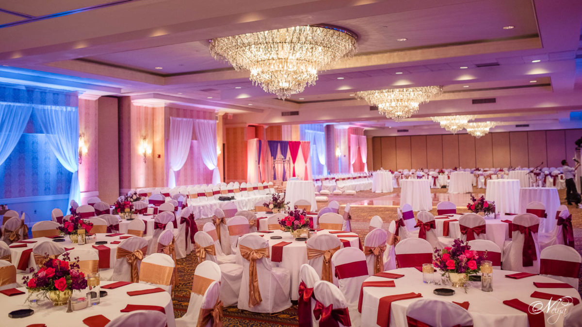 griffin Gate Marriott grand ballroom for indian wedding