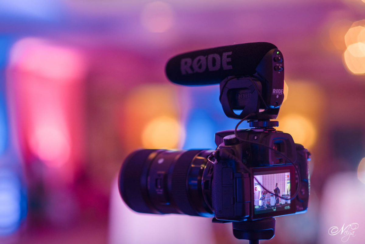 Veda Films covering the sangeet at griffin gate