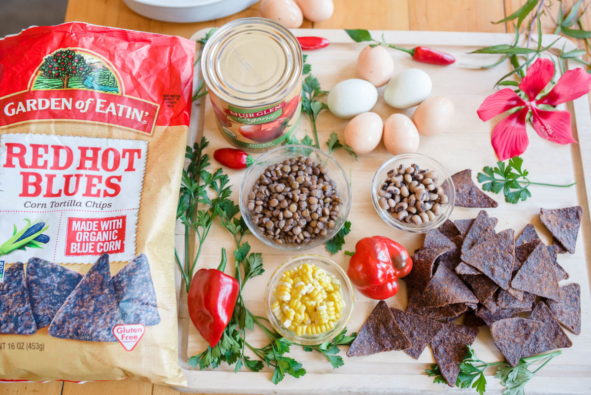 Red Hot Blues Corn chip Casserole | Gluten free sugar free dairy free