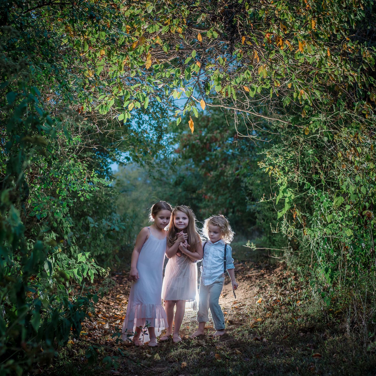 Melton Hill Park Knoxville TN Family Photos