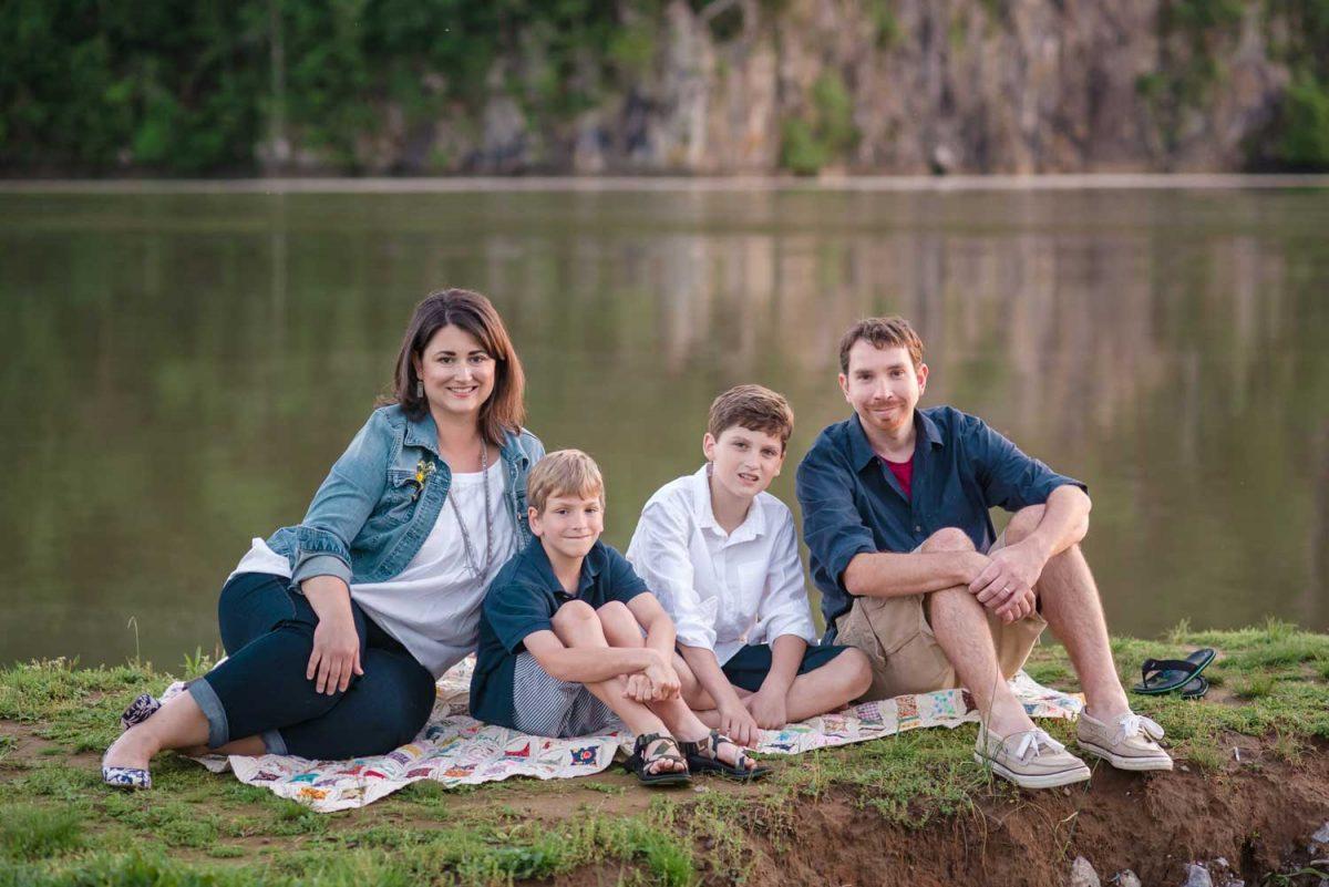 Melton Hill Lifestyle Family Photos