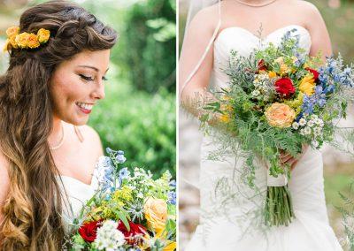NELYA WEDDDING BRIDAL PHOTOS