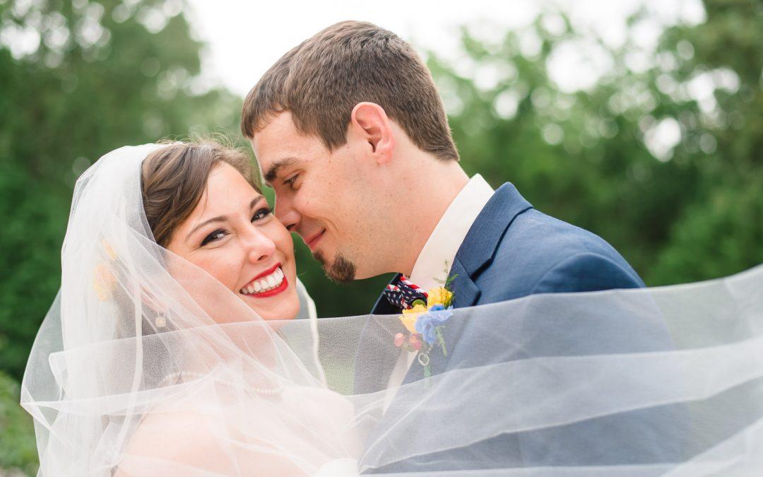 Sun Dance Farm Knoxville Wedding   Holly + Ivan
