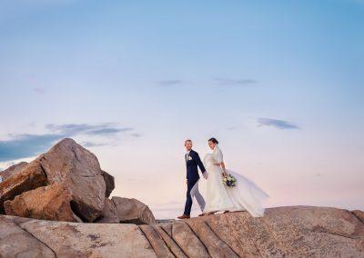 Nelya MA seaside wedding-SUNSET 2