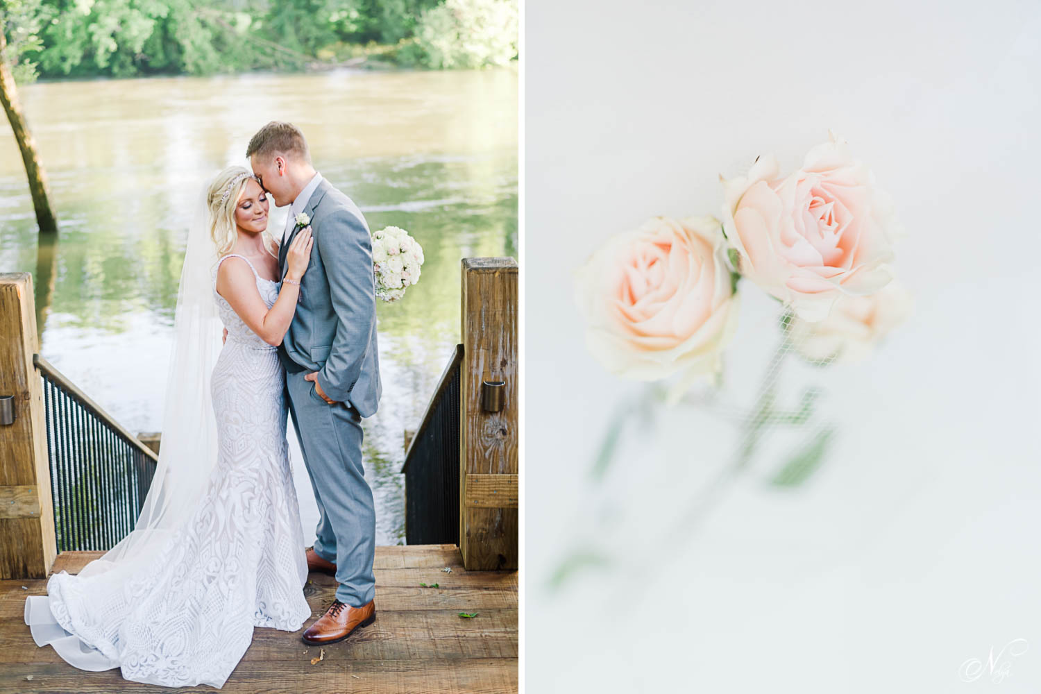 A Hiwassee River Weddings wedding