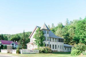 Vermont historic house