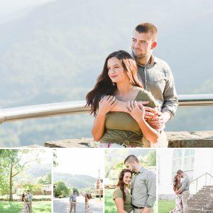 Cumberland Gap TN Engagement | Julie + Noah