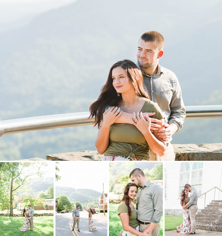 Cumberland Gap TN summer engagement