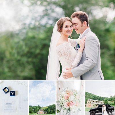 Sevierville Wedding   Sammy + Zack