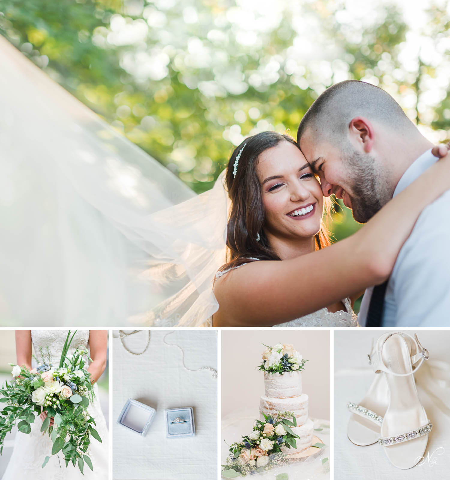 Knoxville Wedding | Julie + Noah