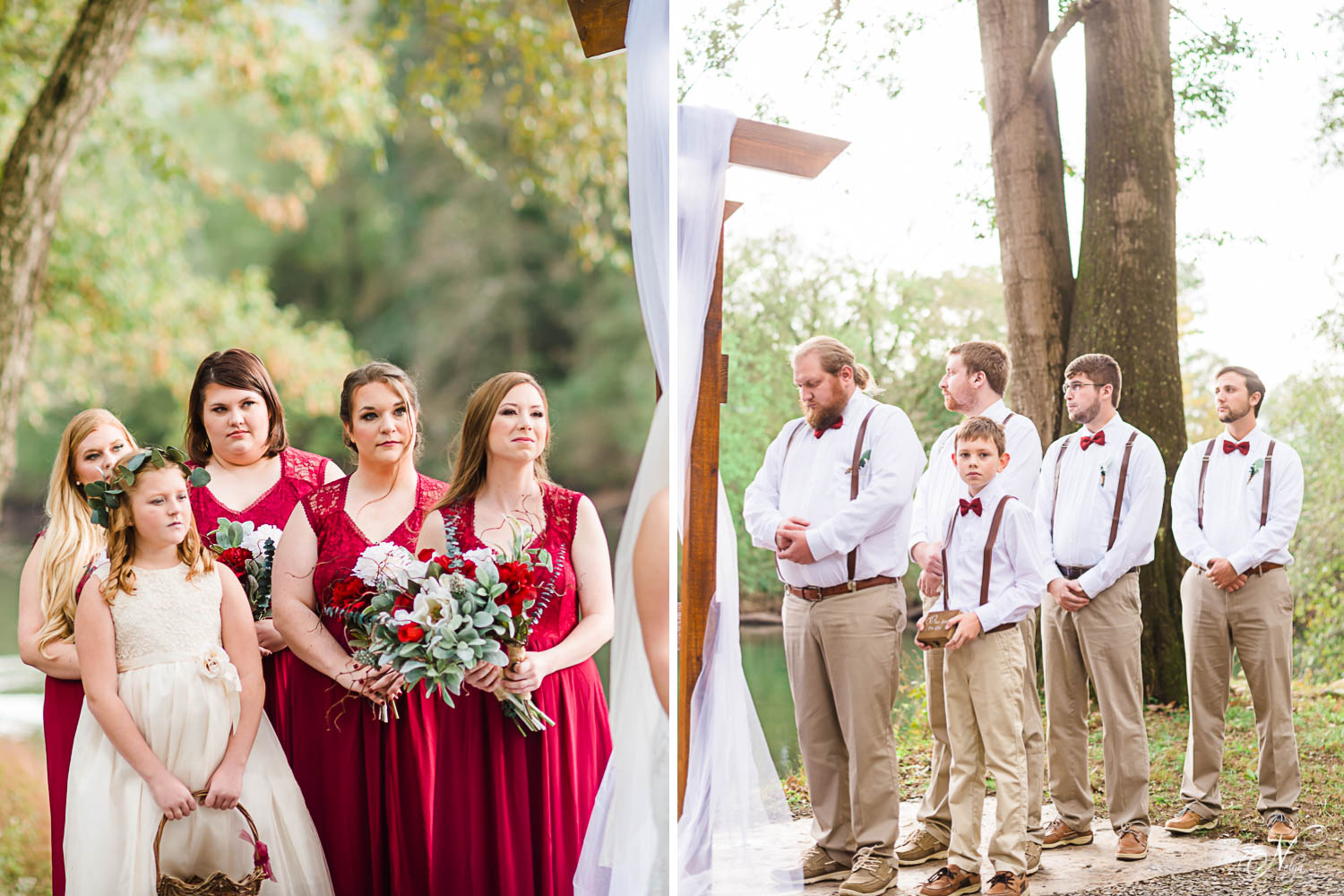 Fall Tennessee Wedding