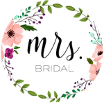 mrs bridal featured badge