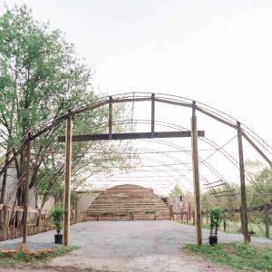 open air green house