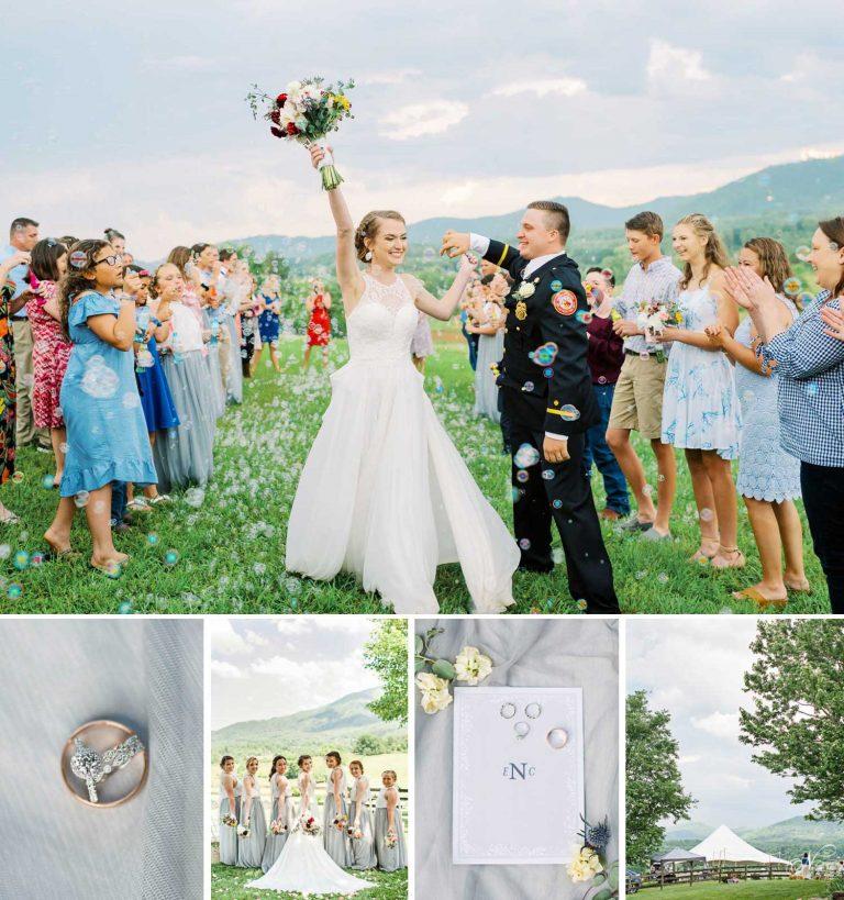 Tennessee Backyard Wedding | Elizabeth + Colton